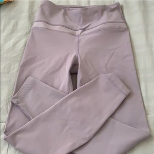 Light Purple Leggings